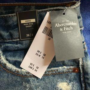 ANF Annie High Rise Shorts